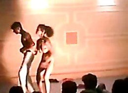 Indian stage nude hardcore sex dance